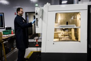 Fair-Rite's Prototype Machining; Prototyping; Machining; Prototype Machining; Machine Shop