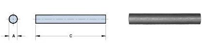 Antenna/RFID Rods